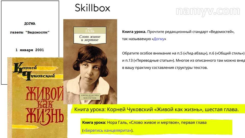 Книги для обучения копирайтингу