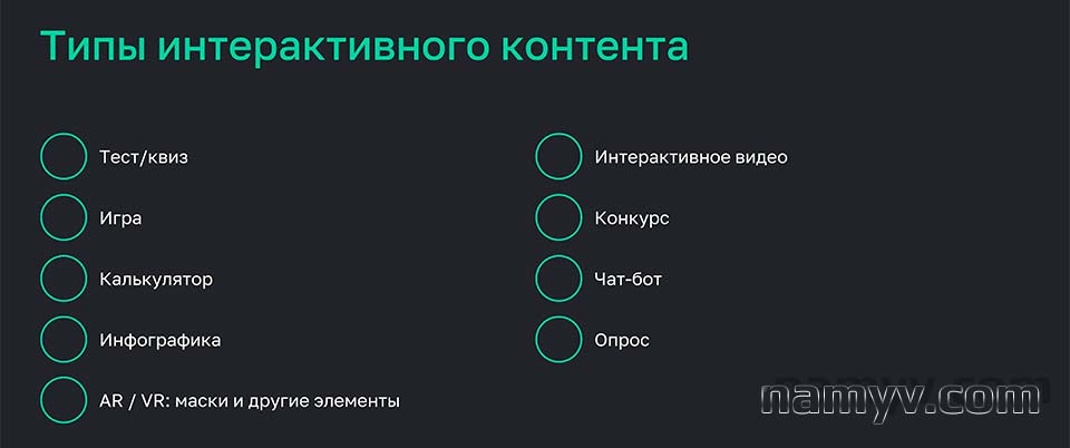 Интерактивный контент Галина Хатиашвили